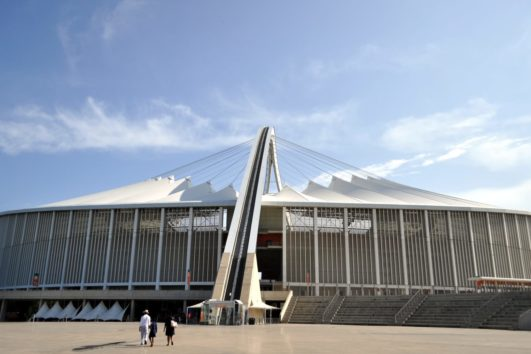 Moses Mabhida - Durban Football Stadium