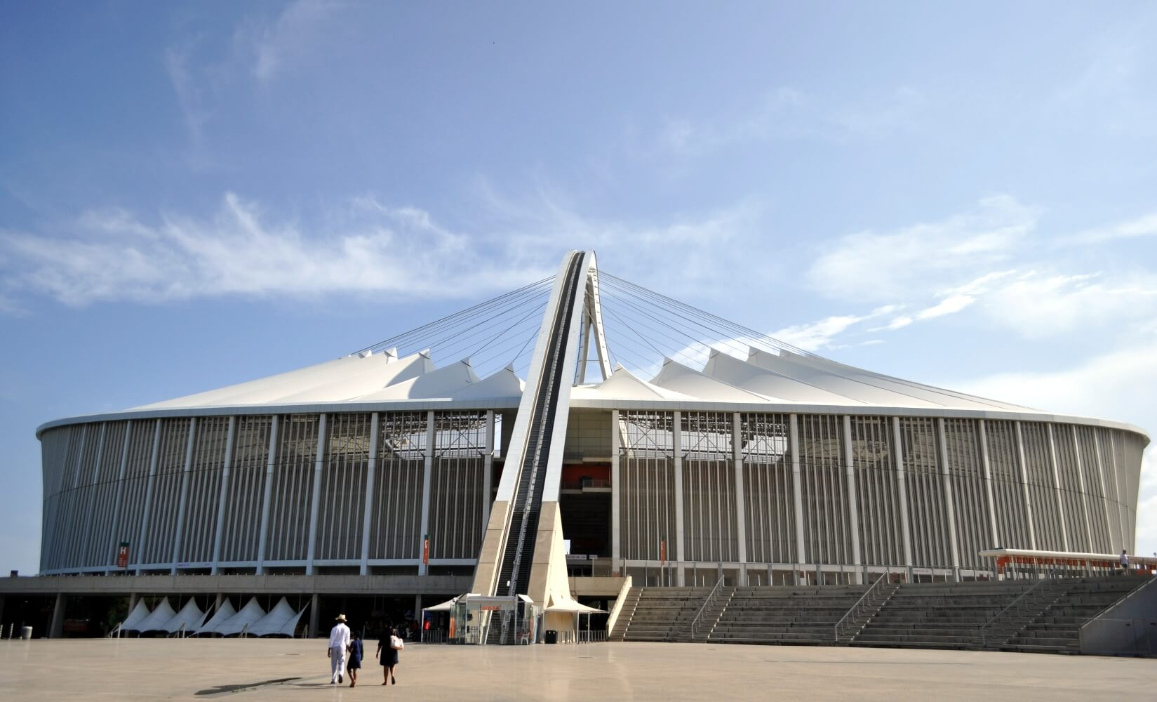 Moses Mabhida - Durban Football Stadium